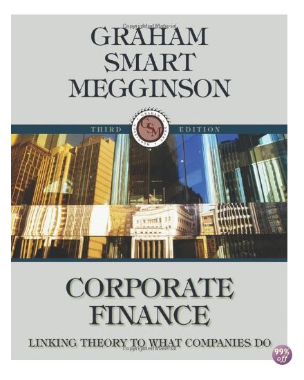 Corporate Finance: Test Bank For Introduction To Corporate Finance What