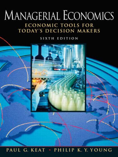 managerial economics test bank Test bank (download only) for managerial economics, 6th edition, paul keat, 0136040047, 9780136040040 test bank: this is not the typical ebook of the textbook it is the instructor test bank used by instructors and teachers to create tests and worksheets.