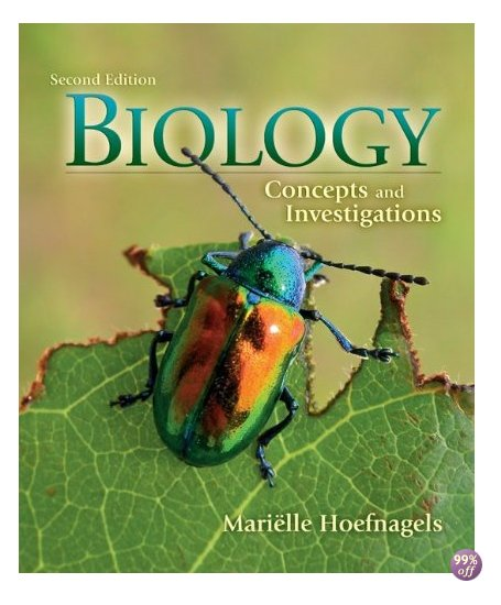 Biology concepts and investigations 2nd edition