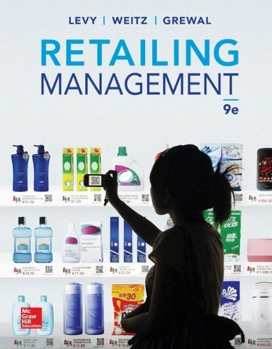 retailing management levy weitz Retailing management by michael levy, barton weitz click here for the lowest price hardcover, 9780073381046, 0073381047.