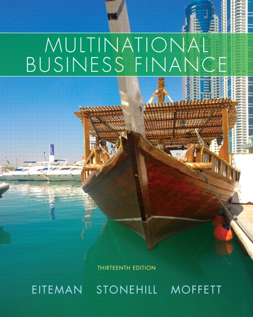 mini case multinational business finance Multinational financial corporate managers will also benefit from the mini cases in each chapter that # international business enterprises--finance.